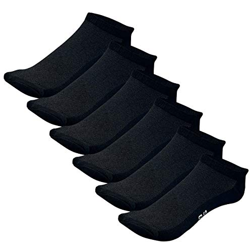 Super Soft and Comfortable No Show Bamboo Workout Socks for Men & Women & Kids